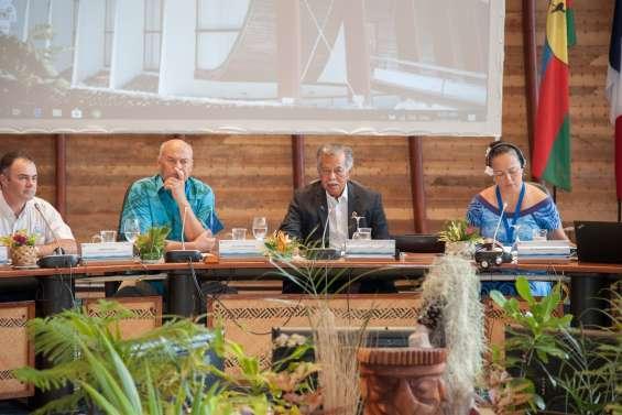 La Calédonie passe la main aux îles Cook à la présidence de la Communauté du Pacifique