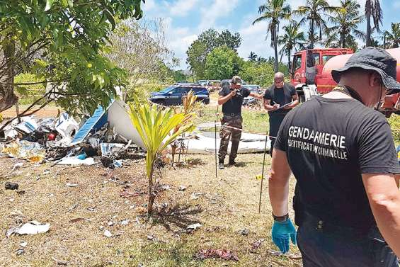 Le crash d'un avion fait quatre morts à Lifou