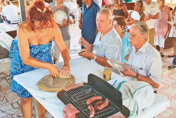 Crêpes et galettes au menu à l'Arsapah