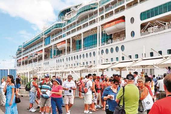 Le nouveau terminal de croisière de Papeete prévu pour la fin 2022