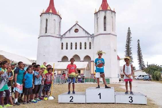 400 jeunes sportifs ont participé au cross d'Iaai