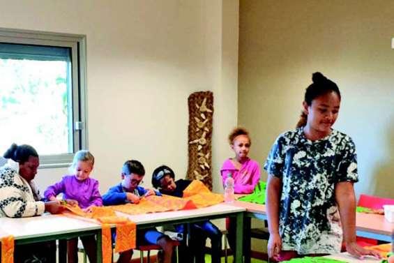 De la danse et des jeux  au centre culturel