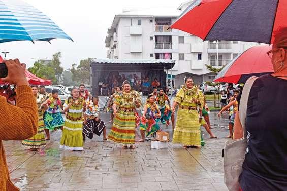 Wallis-et-Futuna rayonne sous la pluie au marché de Boulari