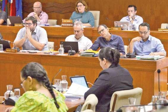 Province Sud : les finances 2019 ont fait l'objet de vifs débats