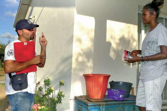 L'épidémie de dengue monte en puissance