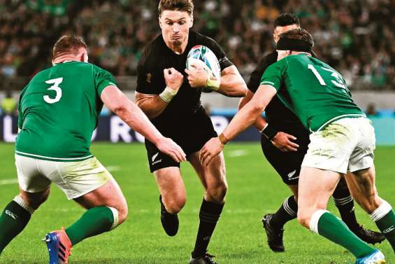 La démonstration des All Blacks