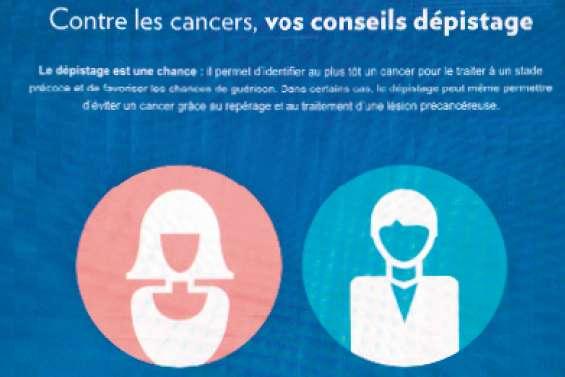 Un site internet pour savoir quels cancers dépister selon son âge