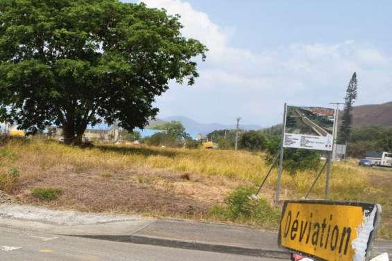 Circulation interdite pendant les travaux du nouveau barreau