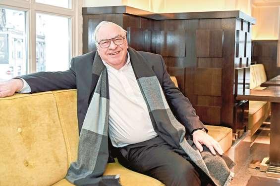 Didier Decoin, un touche-à-tout à la tête de l'académie Goncourt