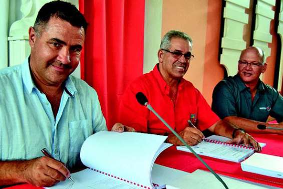 Un contrat revisité avec la Calédonienne des Eaux