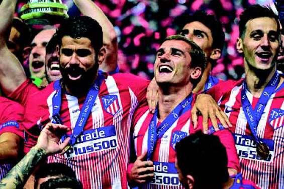 L'Atlético remporte le  « super-derby » face au Real