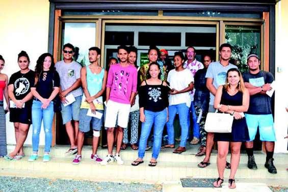 La commune a récompensé ses diplômés