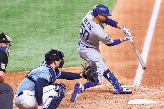 Les Los Angeles Dodgers se rapprochent du titre