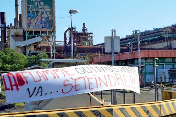 Mouvement de grève sur mines et à Doniambo