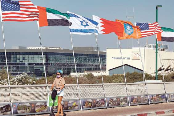 Israël, les Émirats et Bahreïn scellent leur entente