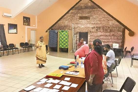Lifou : Robert Xowie passe une nouvelle fois au premier tour