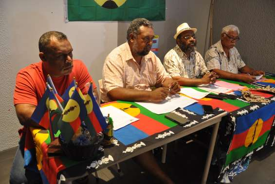 Usine du Sud : le FLNKS appelle à participer à la marche de vendredi à Nouméa