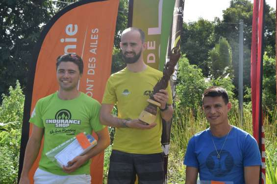 Nathan Pawlicki remporte le DMBA Vertical Trail