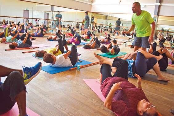 Les activités Dumbéa sport Santé ont repris hier