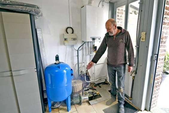 Quand l'eau courante arrive, enfin,dans un village du Pas-de-Calais