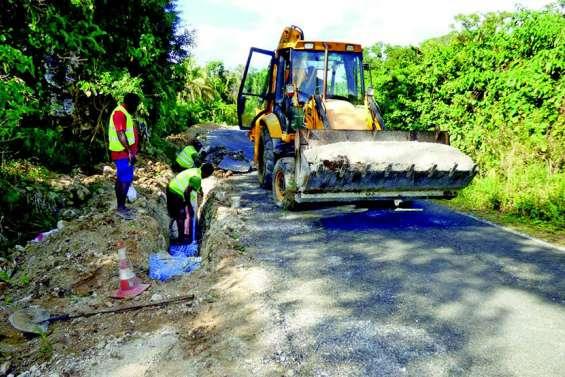 Lancement des travaux d'amélioration du réseau d'eau potable à Jozip