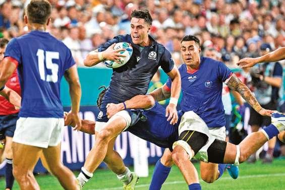 L'Écosse entretient l'espoir pour les quarts de finale