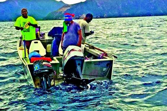 Edou devait rejoindre Ouvéa en bateau, il a été retrouvé à Kouaoua