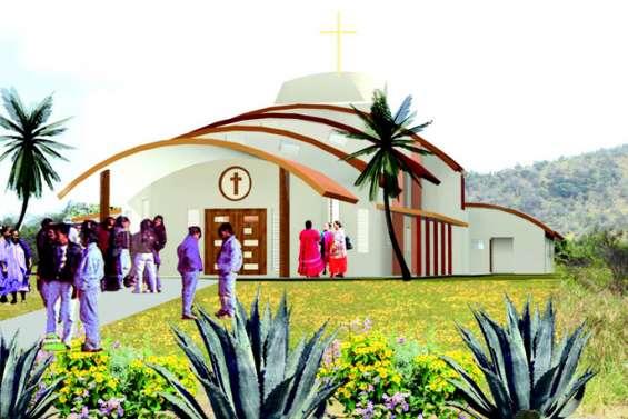 Les fidèles auront leur église à Dumbéa-sur-Mer dans un an
