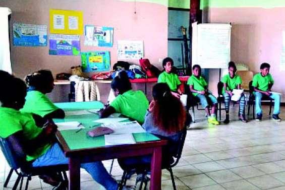 Des élèves formés à partager et à défendre leurs idées