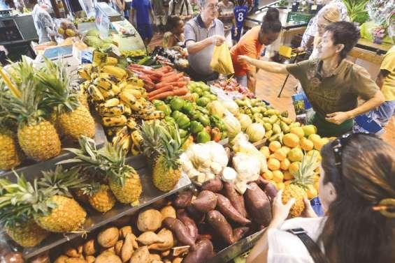 Du nouveau sur les étals de fruits et légumes