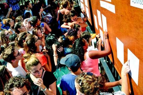 Etudiants : début de l'admission sur Parcoursup