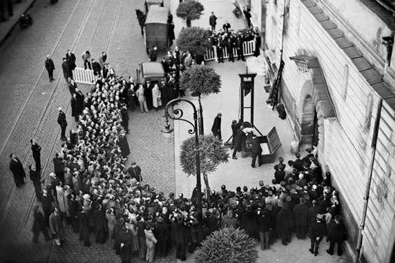 Il y a 80 ans, la dernière exécution publique faisait scandale