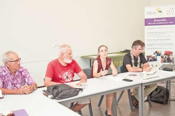 Des ateliers pour parler des droits et du handicap