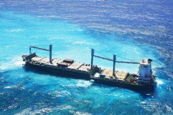Kea Trader : le géant des mers s'est brisé en deux morceaux