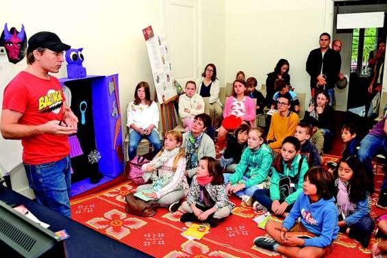 Au festival LÔL, les livres et les écrans ont captivé le public