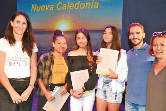 Au Festival hispanique, les élèves ont fait la promotion du Caillou