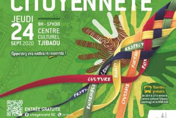 Le Centre culturel Tjibaou fête la citoyenneté, jusqu'à 17 heures