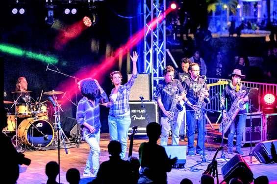 La 31e fête de la Musique concentrée autour de la place des Cocotiers