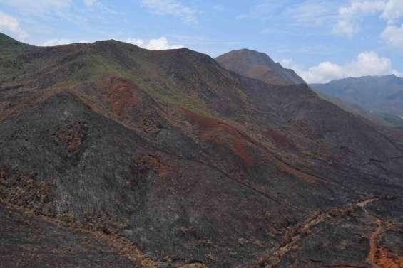 Le feu du Mont-Dore est éteint