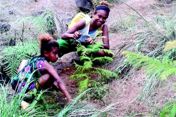 Les filles de Saint-Joseph préservent l'eau
