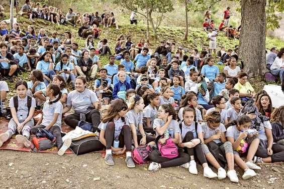 Le collège de Dumbéa-sur-Mer champion de mathématiques