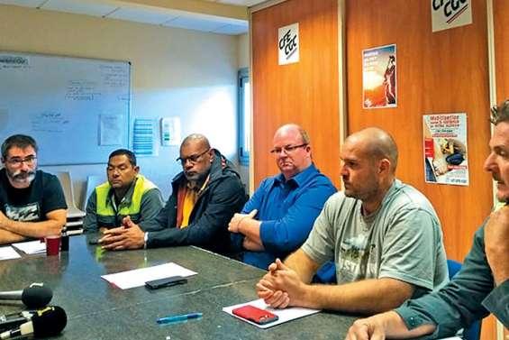 Fin de la grève débutée vendredi sur mines et à Doniambo