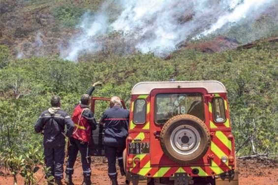 L'incendie du Bois du Sud est éteint : 883 hectares ont été détruits