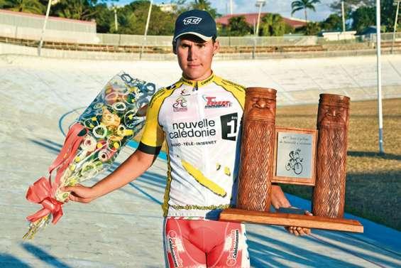 « Je serais triste d'arriver en fin de carrière sans avoir gagné le Tour de Calédonie »