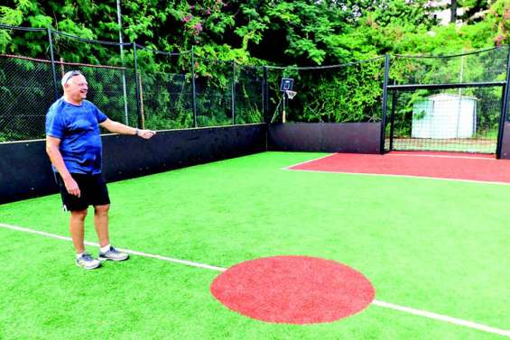 Le foot s'invite au Tennis club du Mont-Coffyn