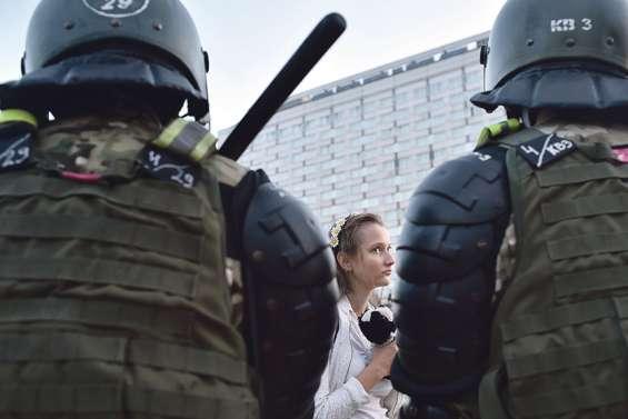 A Minsk, la répression s'intensifie