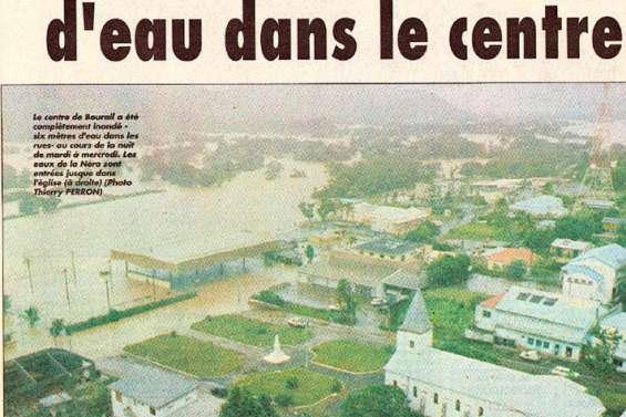 Quelles sont les plus fortes pluies qui ont frappé le pays ?