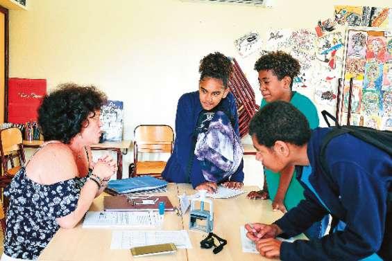 Forum des métiers,  les élèves parlent d'avenir