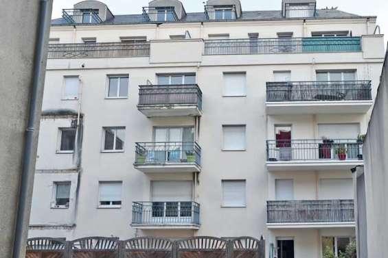 Un balcon s'effondre à Angers, 4 morts