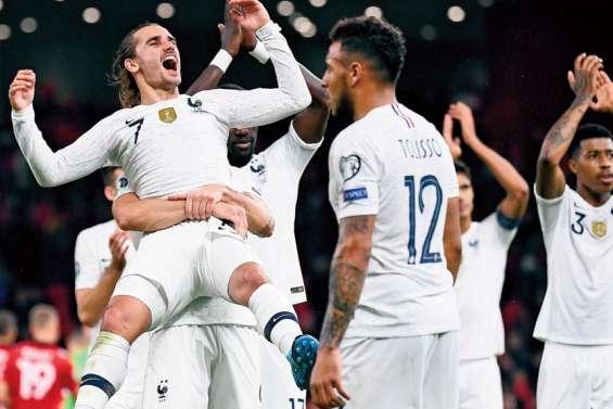 La France finit sur une victoire